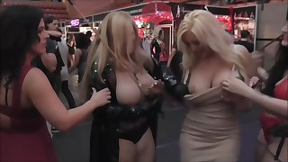 BEST MOMENTS SEB 2016: LESBIAN, STRIPTEASE, THREESOME, HOT NUN, BIG TITS